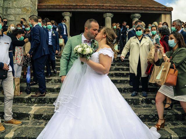 Le mariage de Benoît et Charlotte à Bombon, Seine-et-Marne 86