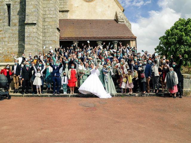 Le mariage de Benoît et Charlotte à Bombon, Seine-et-Marne 87