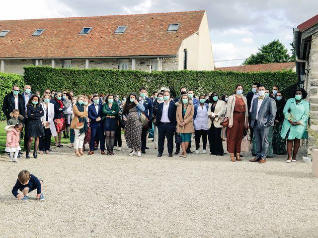 Le mariage de Benoît et Charlotte à Bombon, Seine-et-Marne 100