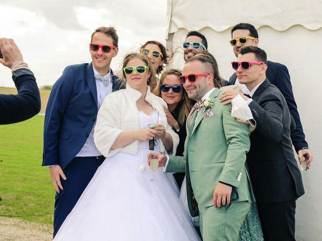 Le mariage de Benoît et Charlotte à Bombon, Seine-et-Marne 101