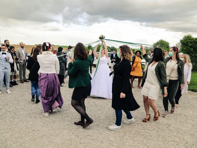 Le mariage de Benoît et Charlotte à Bombon, Seine-et-Marne 104