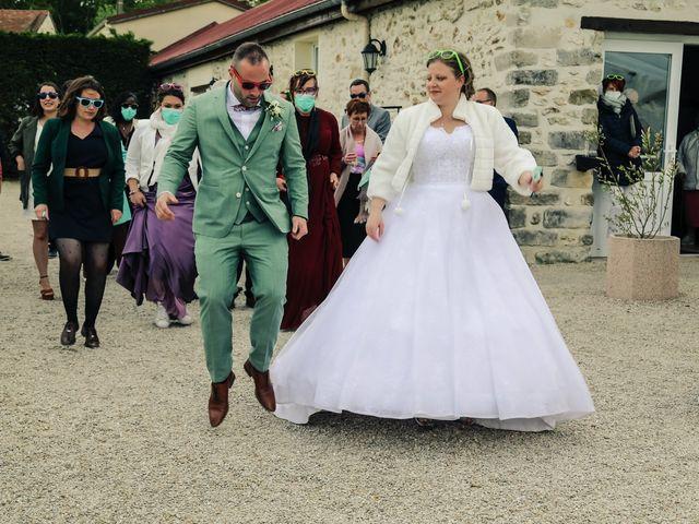 Le mariage de Benoît et Charlotte à Bombon, Seine-et-Marne 106