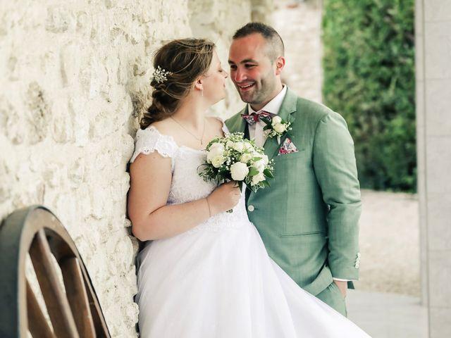 Le mariage de Benoît et Charlotte à Bombon, Seine-et-Marne 112