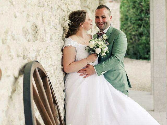 Le mariage de Benoît et Charlotte à Bombon, Seine-et-Marne 113
