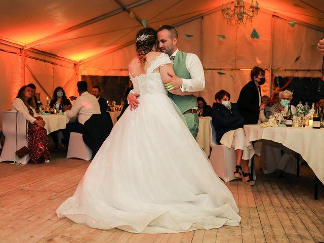 Le mariage de Benoît et Charlotte à Bombon, Seine-et-Marne 155