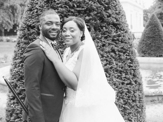 Le mariage de Charlene et Christian à Alfortville, Val-de-Marne 90