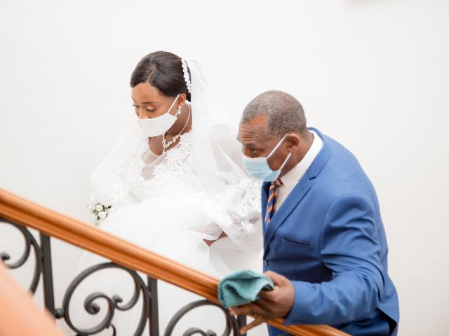 Le mariage de Charlene et Christian à Alfortville, Val-de-Marne 14