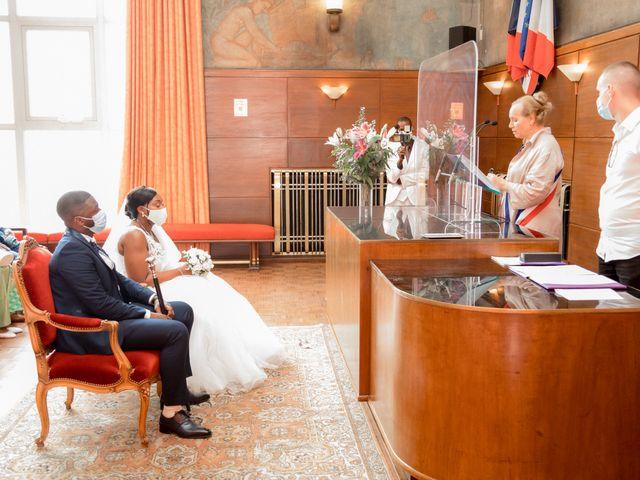 Le mariage de Charlene et Christian à Alfortville, Val-de-Marne 18
