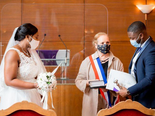 Le mariage de Charlene et Christian à Alfortville, Val-de-Marne 21