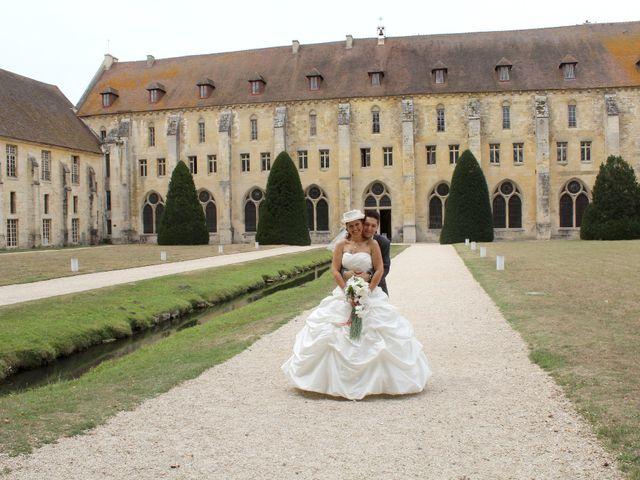 Le mariage de Aurelién et Hélène à Chambly, Oise 9