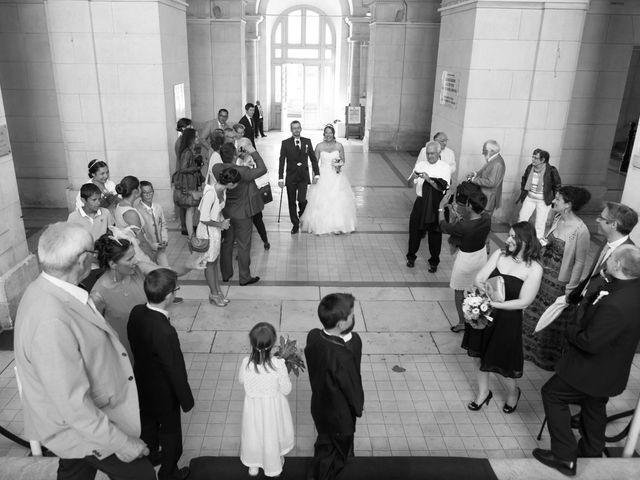 Le mariage de Jérôme et Sylvie à Saint-Michel-sur-Loire, Indre-et-Loire 10