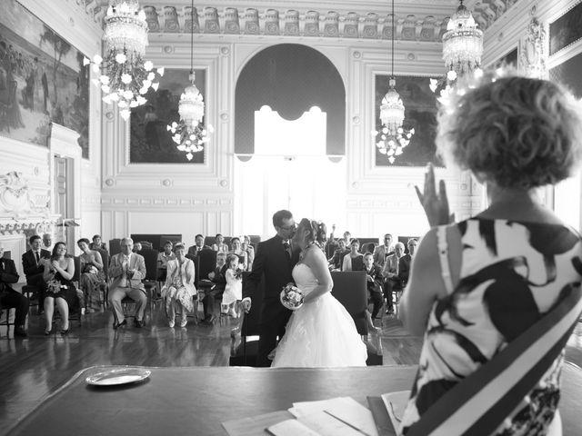 Le mariage de Jérôme et Sylvie à Saint-Michel-sur-Loire, Indre-et-Loire 13