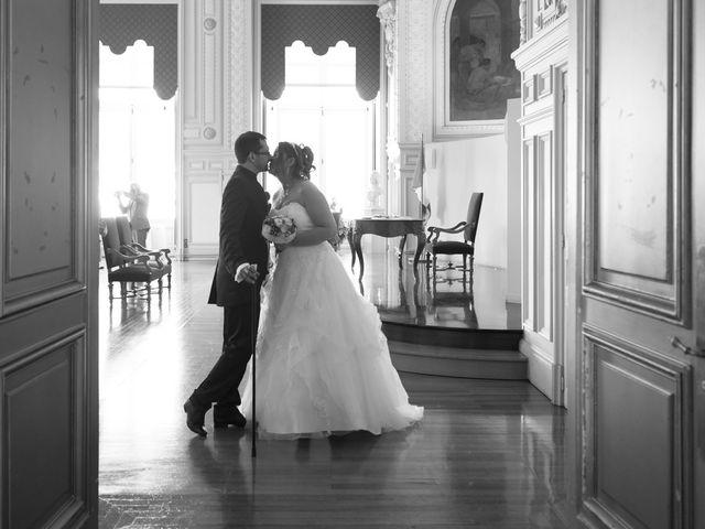 Le mariage de Jérôme et Sylvie à Saint-Michel-sur-Loire, Indre-et-Loire 14