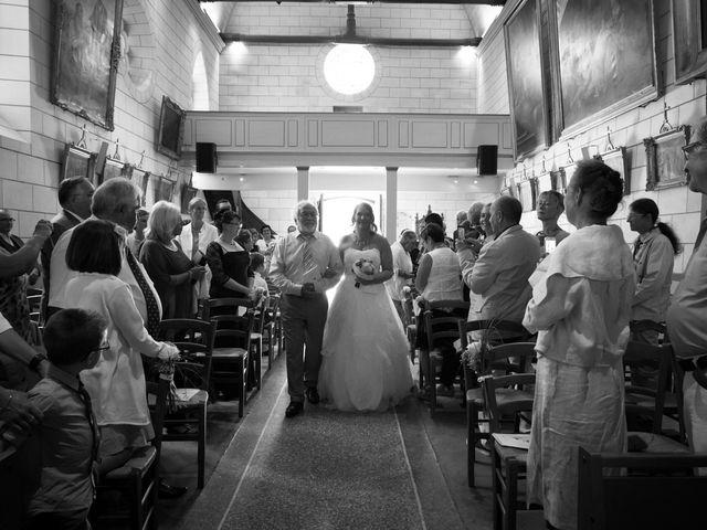 Le mariage de Jérôme et Sylvie à Saint-Michel-sur-Loire, Indre-et-Loire 17