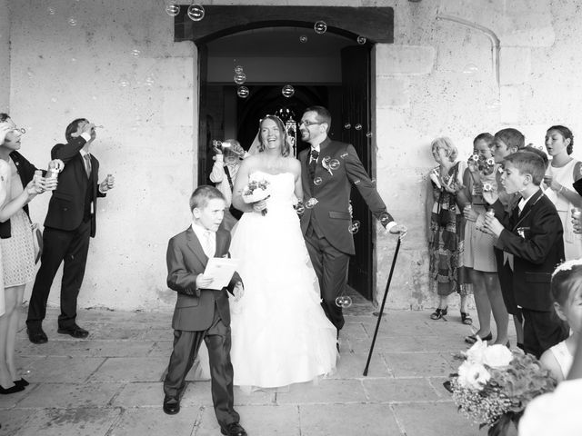 Le mariage de Jérôme et Sylvie à Saint-Michel-sur-Loire, Indre-et-Loire 27