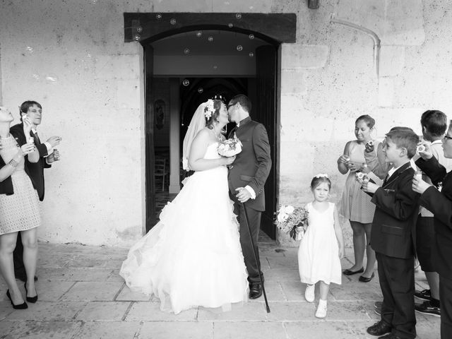 Le mariage de Jérôme et Sylvie à Saint-Michel-sur-Loire, Indre-et-Loire 28