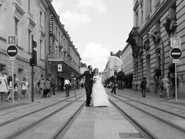 Le mariage de Jérôme et Sylvie à Saint-Michel-sur-Loire, Indre-et-Loire 30