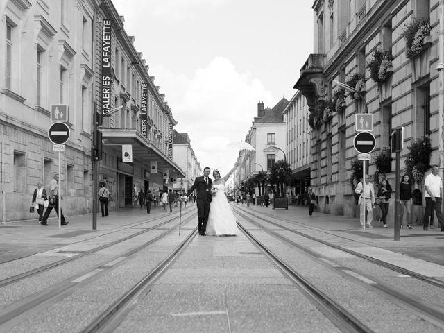 Le mariage de Sylvie et Jérôme