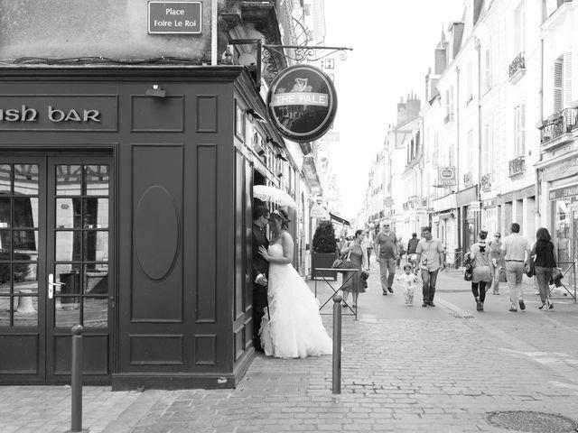 Le mariage de Jérôme et Sylvie à Saint-Michel-sur-Loire, Indre-et-Loire 34