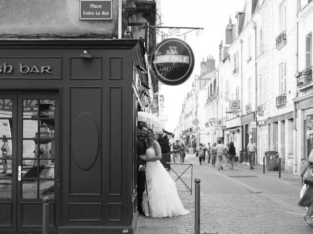 Le mariage de Jérôme et Sylvie à Saint-Michel-sur-Loire, Indre-et-Loire 35