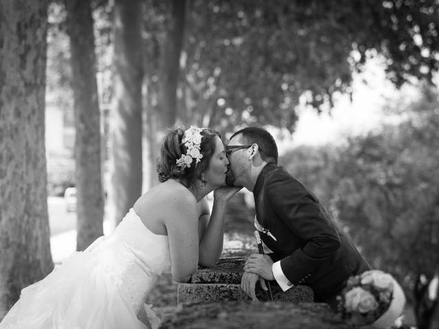 Le mariage de Jérôme et Sylvie à Saint-Michel-sur-Loire, Indre-et-Loire 36
