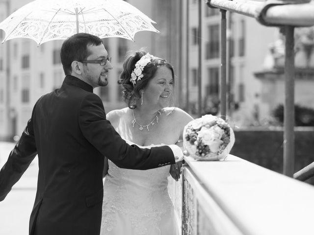 Le mariage de Jérôme et Sylvie à Saint-Michel-sur-Loire, Indre-et-Loire 38