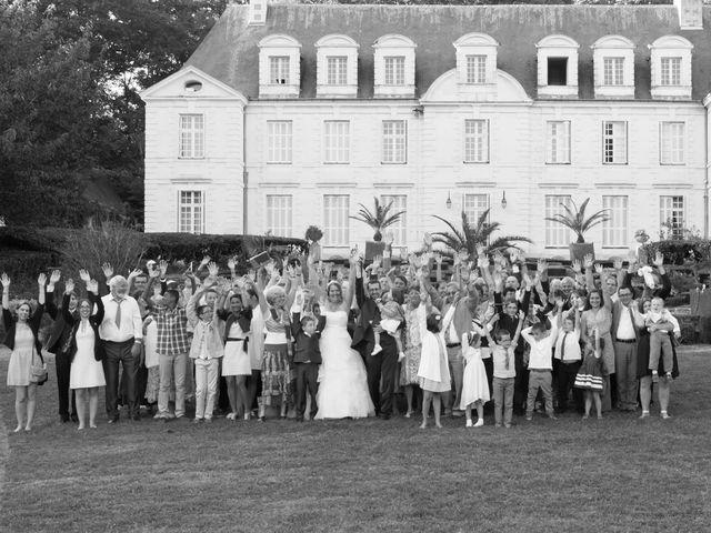 Le mariage de Jérôme et Sylvie à Saint-Michel-sur-Loire, Indre-et-Loire 59