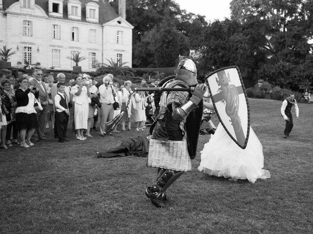 Le mariage de Jérôme et Sylvie à Saint-Michel-sur-Loire, Indre-et-Loire 64