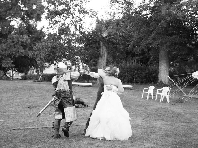 Le mariage de Jérôme et Sylvie à Saint-Michel-sur-Loire, Indre-et-Loire 67