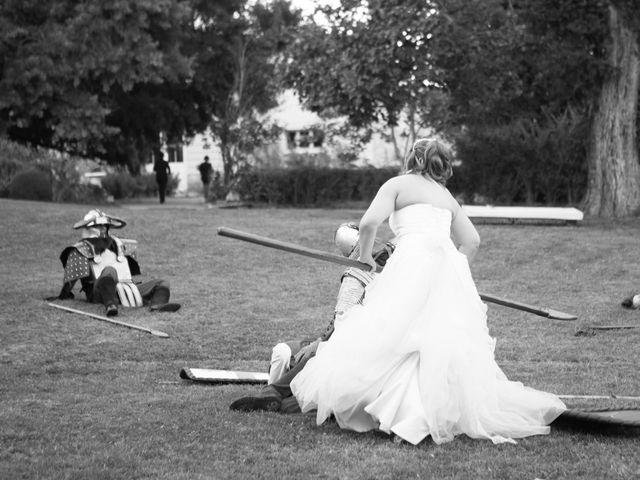 Le mariage de Jérôme et Sylvie à Saint-Michel-sur-Loire, Indre-et-Loire 68