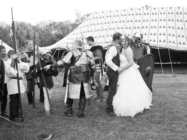 Le mariage de Jérôme et Sylvie à Saint-Michel-sur-Loire, Indre-et-Loire 69