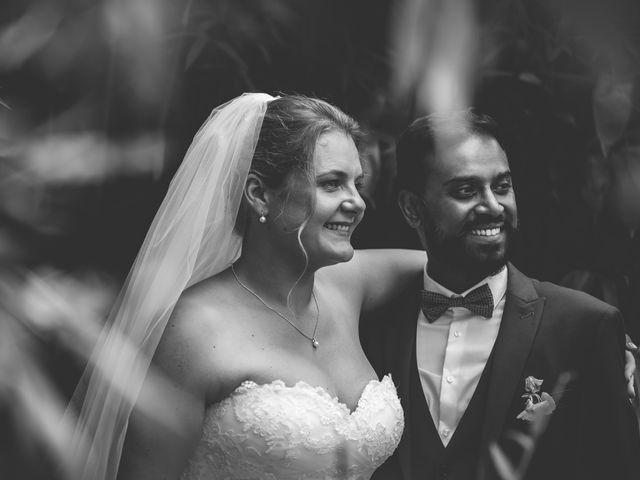 Le mariage de Audrey et Puvanendra