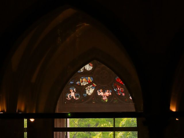 Le mariage de Miro et Fanny à Strasbourg, Bas Rhin 4
