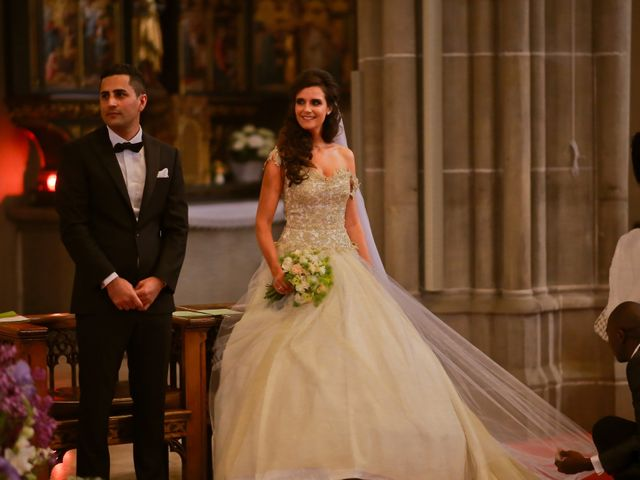 Le mariage de Miro et Fanny à Strasbourg, Bas Rhin 9