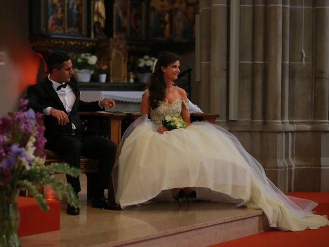 Le mariage de Miro et Fanny à Strasbourg, Bas Rhin 10