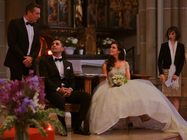 Le mariage de Miro et Fanny à Strasbourg, Bas Rhin 11