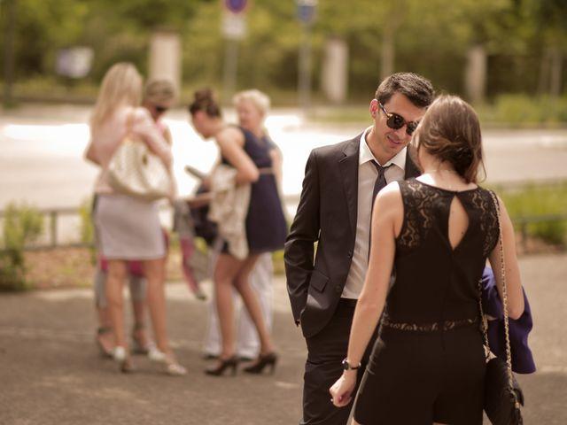 Le mariage de Miro et Fanny à Strasbourg, Bas Rhin 37