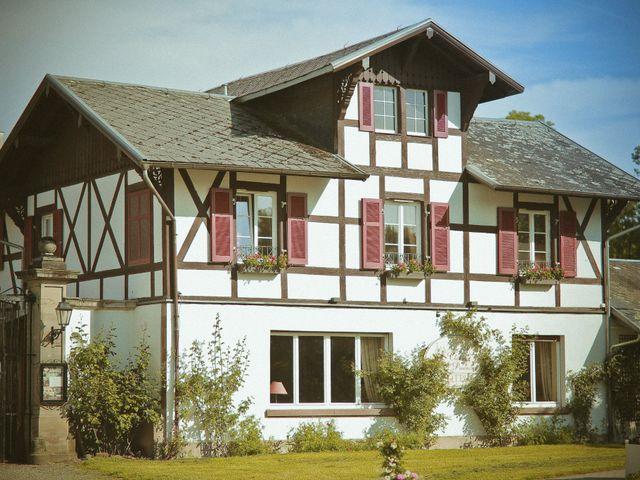 Le mariage de Miro et Fanny à Strasbourg, Bas Rhin 24