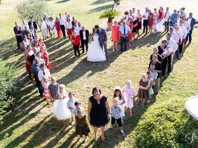 Le mariage de Cedric  et Nelly à Moncrabeau, Lot-et-Garonne 1