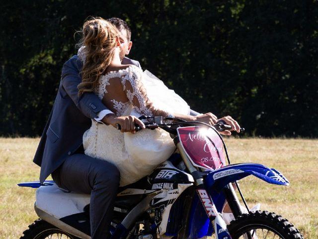Le mariage de Cedric  et Nelly à Moncrabeau, Lot-et-Garonne 3