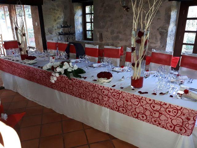 Le mariage de Cedric  et Nelly à Moncrabeau, Lot-et-Garonne 5