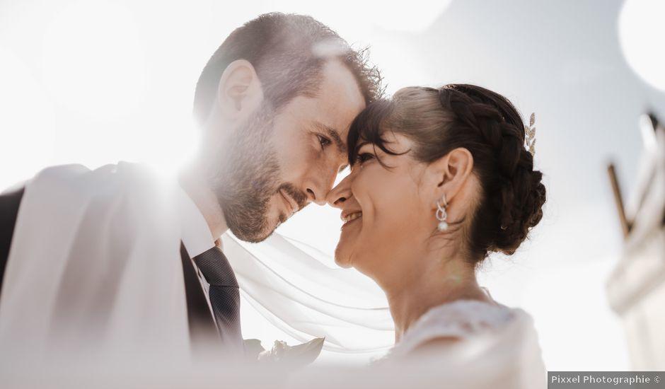 Le mariage de Mathieu et Julie à Châteauroux, Indre