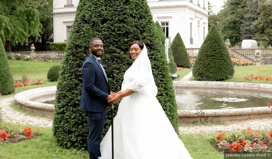 Le mariage de Charlene et Christian à Alfortville, Val-de-Marne