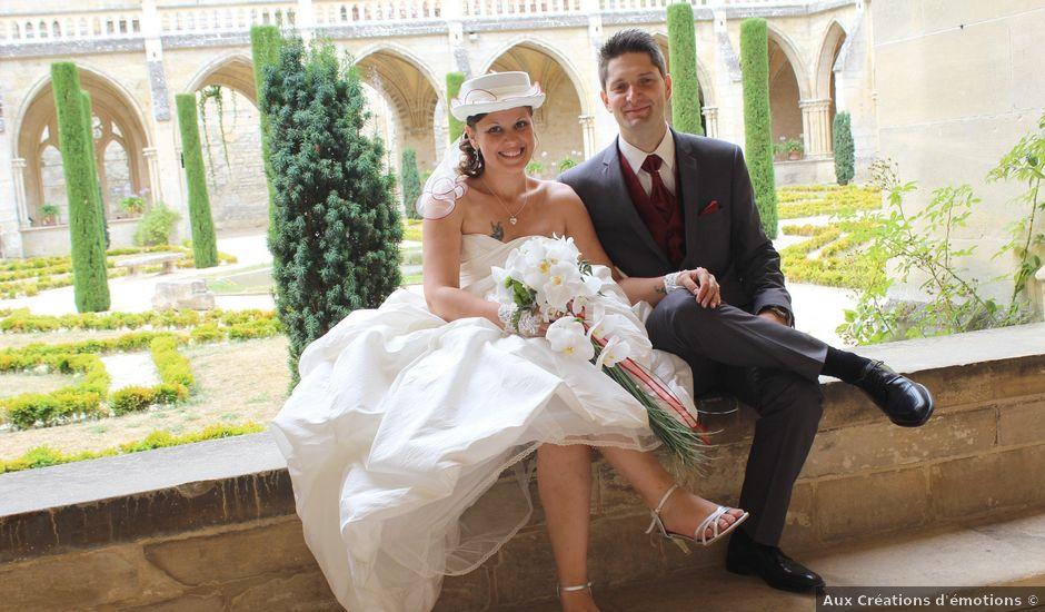 Le mariage de Aurelién et Hélène à Chambly, Oise