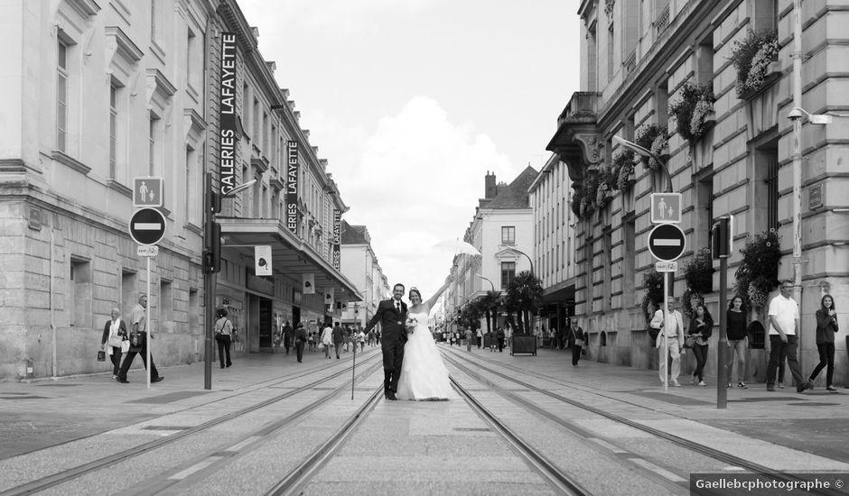 Le mariage de Jérôme et Sylvie à Saint-Michel-sur-Loire, Indre-et-Loire