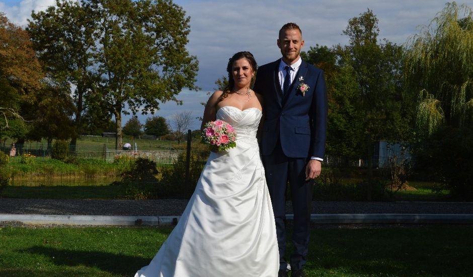 Le mariage de Sandy et Elodie à Sains-du-Nord, Nord