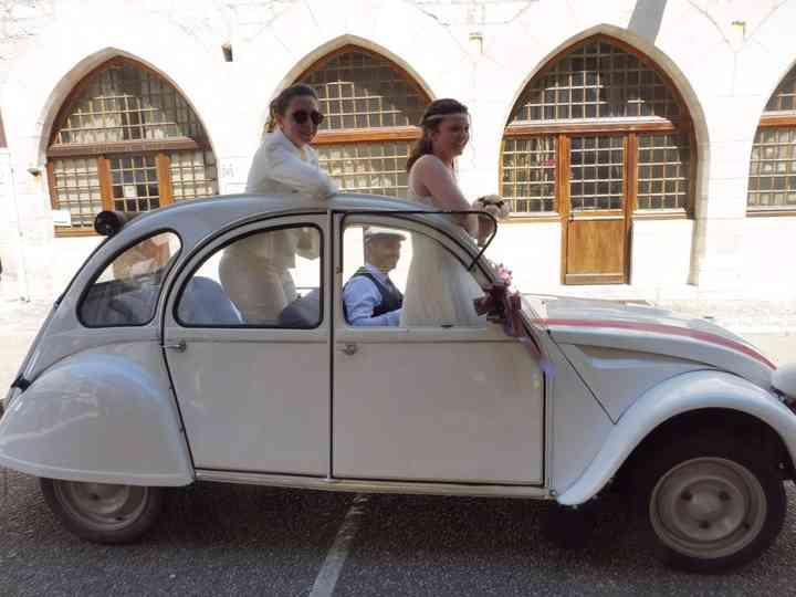 Le mariage de Manon et Aurore