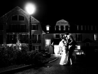 Le mariage de Crina et Marc