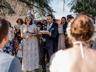 Le mariage de Runa et Clément 1