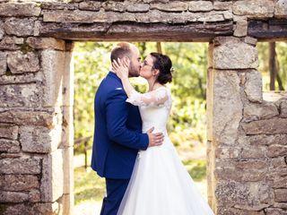 Le mariage de Carole et Maxime 1